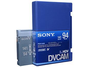 Sony PDV-94N/3 DVCAM Cassette (pack 10 pcs)