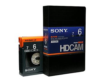 Sony BCT-6HD HDCAM Cassette (pack 10 pcs)