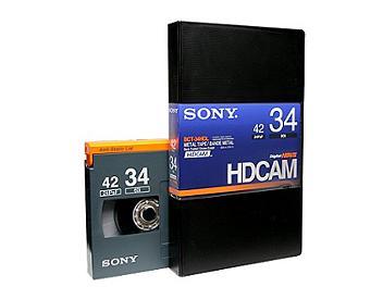 Sony BCT-34HDL HDCAM Cassette (pack 10 pcs)