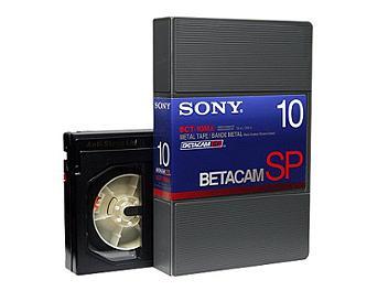 Sony BCT-10MA Betacam SP Cassette (pack 10 pcs)