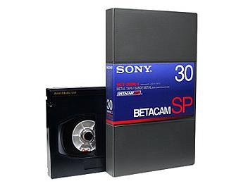 Sony BCT-30MLA Betacam SP Cassette (pack 10 pcs)