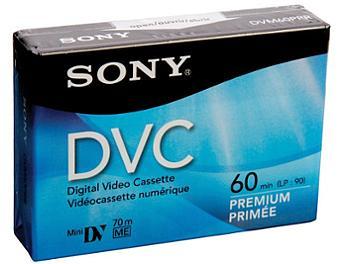 Sony DVM60PRR mini-DV Cassette