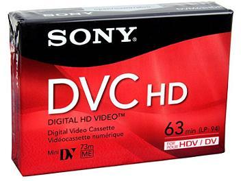 Sony DVM63HDR mini-DV Cassette