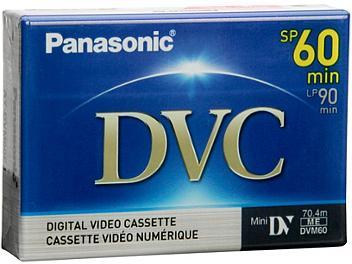 Panasonic AY-DVM60EJ mini-DV Cassette (pack 20 pcs)