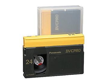 Panasonic AJ-P24M DVCPRO Cassette (pack 10 pcs)