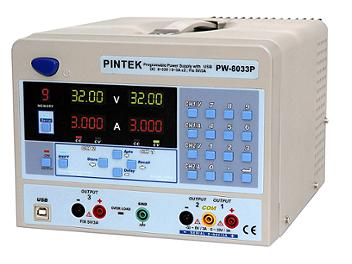 Pintek PW-8033P Programmable DC Power Supply