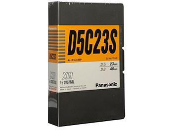 Panasonic AJ-D5C23S D-5 Format Digital Cassette (pack 10 pcs)