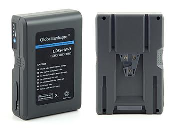 Globalmediapro Li95S-HW-R Lithium ion Battery 95WH for Red Camera