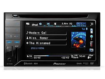 Pioneer AVH-P3350BT 5.8-inch Double-Din Bluetooth AV Player