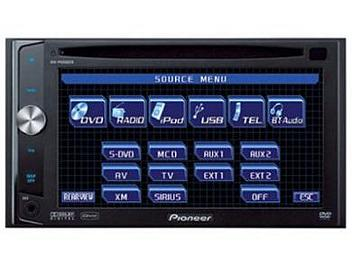 Pioneer AVH-4050DVD Double DIN Touch Screen DVD Player