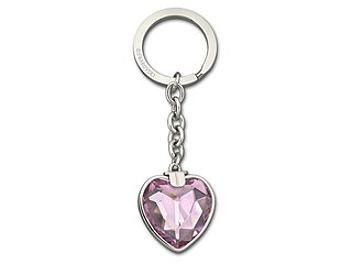 Swarovski 992853 Heart Key Ring
