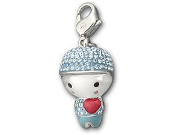 Swarovski 1002373 Growing Boy Charm