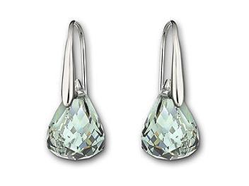 Swarovski 1035229 Lunar Indian Sapphire Pierced Earrings