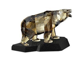 Swarovski 1037053 Soulmate Bear