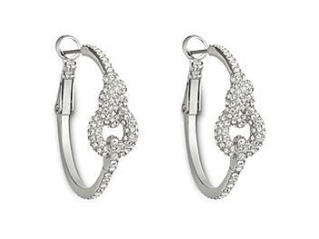 Swarovski 1081920 Nathalie Pierced Earrings