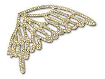 Swarovski 1081987 Naturally Brooch