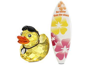 Swarovski 1096743 Duck Sunny Steve