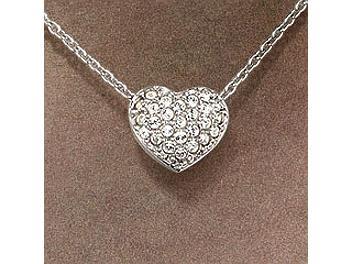 Swarovski 1809006 Heart Pendant