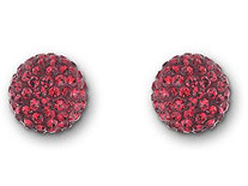 Swarovski 1106425 Pop Red Pierced Earrings