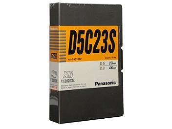 Panasonic AJ-D5C23S Digital Cassette (pack 10 pcs)