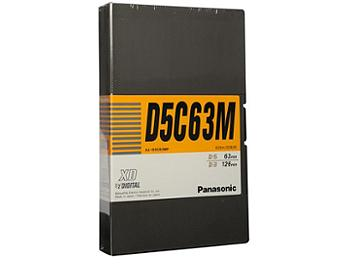 Panasonic AJ-D5C63M Digital Cassette (pack 10 pcs)