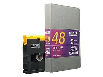 Maxell D5-C48M Digital Cassette (pack 10 pcs)
