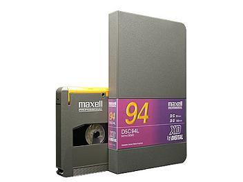 Maxell D5-C94L Digital Cassette (pack 10 pcs)