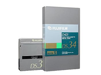 Fujifilm D421-DS-34 Digital-S (D-9) Video Cassette (pack 10 pcs)