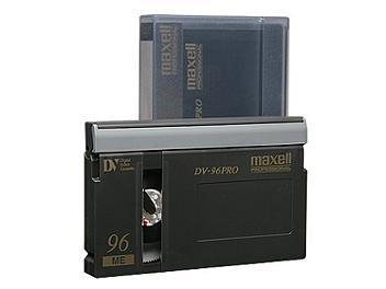 Maxell DV-96 Pro DV Cassette (pack 10 pcs)