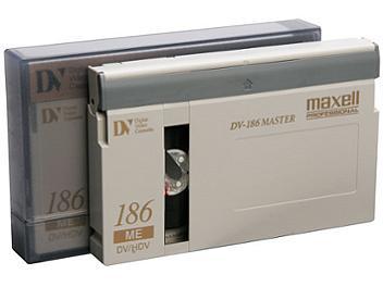 Maxell DV-186 Pro Master DV Cassette (pack 10 pcs)