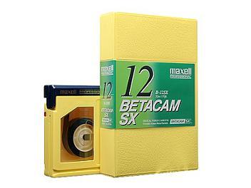 Maxell B-12SX Betacam SX Cassette (pack 10 pcs)