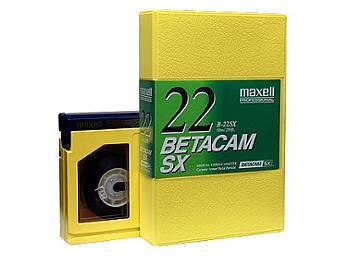 Maxell B-22SX Betacam SX Cassette (pack 10 pcs)