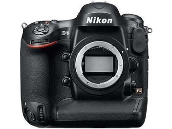 Nikon D4 Digital SLR Camera Body