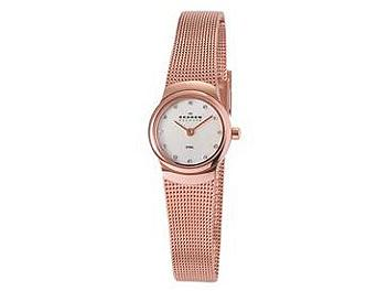 Skagen 502XSRR Steel Ladies Watch