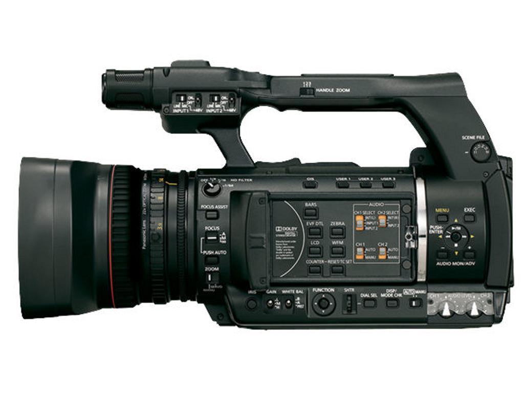 Panasonic AG-AC120 (AG-AC120E, AG-AC120EN, AG-AC120EJ) AVCHD ...