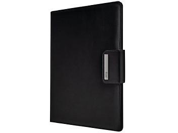 iLuv ICC816BLK iPad 2 Portfolio Case with Stand - Black