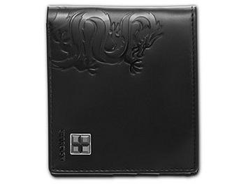 Swarovski 1114124 Dragon Black Fold Wallet