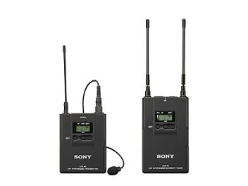 Sony UWP-V1/68 UHF Wireless Lavalier Microphone System