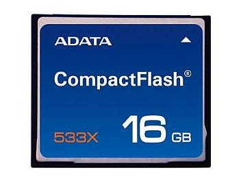 A-DATA 16GB CompactFlash 533x Memory Card (pack 5 pcs)