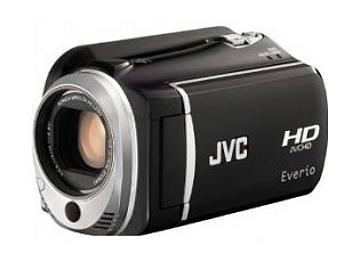 JVC Everio GZ-HM520 HD Camcorder PAL