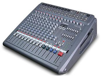 Naphon PMX-1000 10-channel Powered Audio Mixer