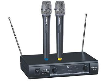Naphon A-8105 VHF Wireless Microphone