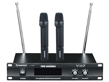 Naphon A-3000 VHF Wireless Microphone