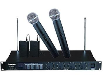 Naphon A-8012 VHF Wireless Microphone