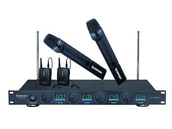 Naphon A-8102B VHF Wireless Microphone