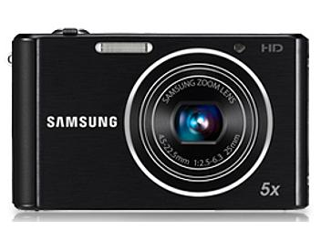 Samsung S77 Digital Camera - Black