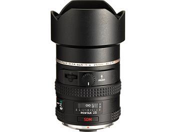 Pentax SMCP-DA 645 25mm F4 AL SDM IF AW Lens