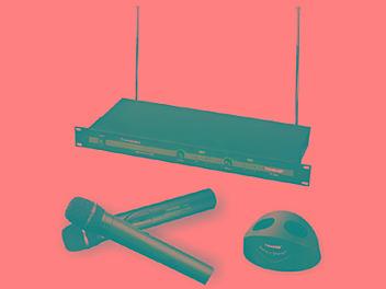 Takstar TS-6800 VHF Wireless Microphone