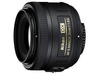 Nikon 35mm F1.8G AF-S Nikkor Lens