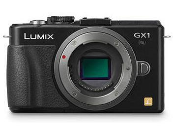 Panasonic Lumix DMC-GX1X Camera Body PAL